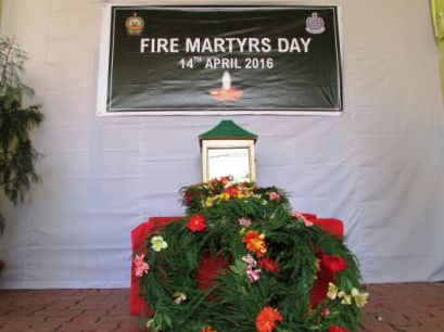 MARTYR'S DAY